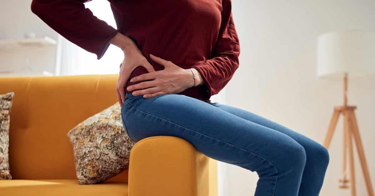 Hip Pain From Sitting? This Could Be Why