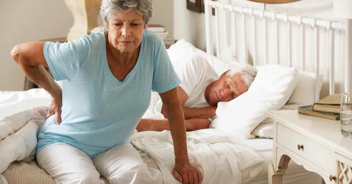 Why Do I Have Lower Back and Hip Pain After Surgery?