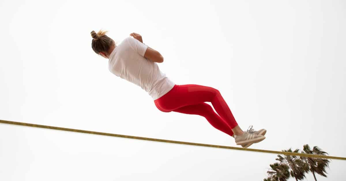 Interview with Olga Henry - 2x Guinness World Record Slackliner