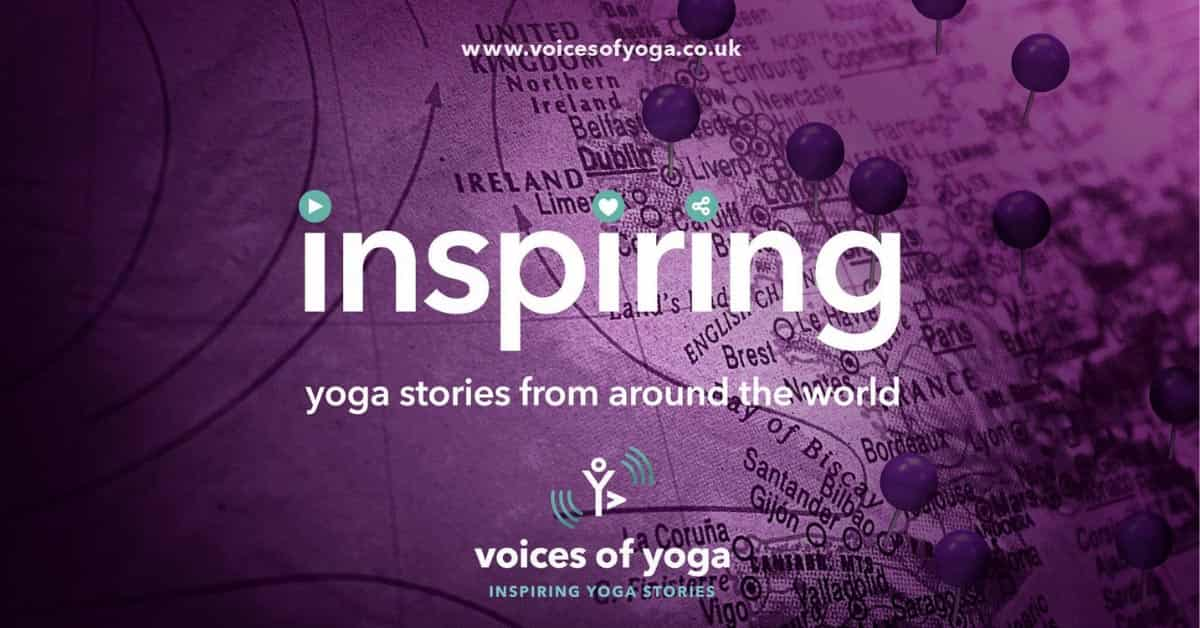 Voices of Yoga Podcast with Christine Koth